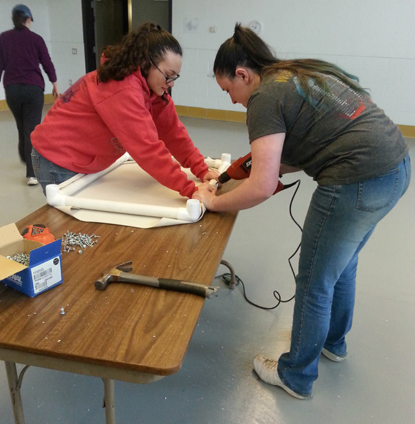 Dog Bed Building Clinic-600